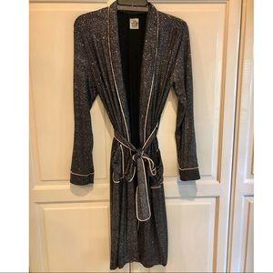 Chaser Intimates & Sleepwear - Chaser Brand Glitter Robe, XS
